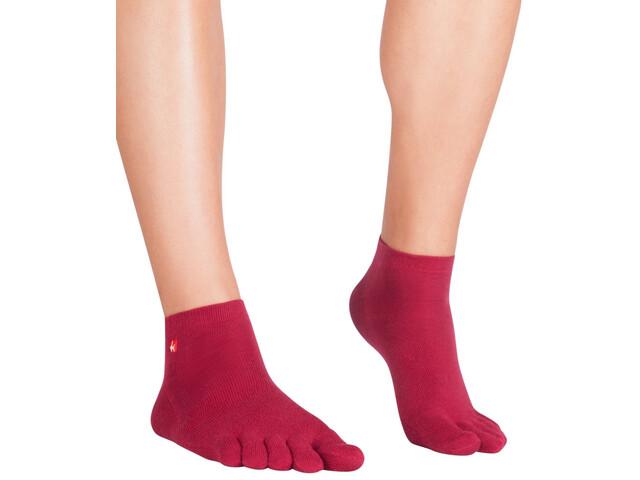 Knitido Ultralite Fresh Running Socks marsala